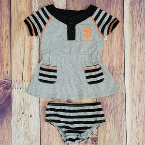 ‼️Just listed‼️Adorable Giants 2 piece set